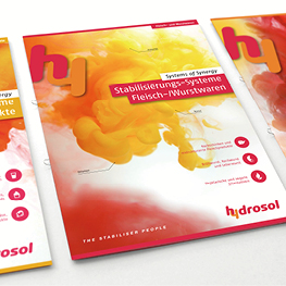 Hydrosol - Corporate- and Event-design
