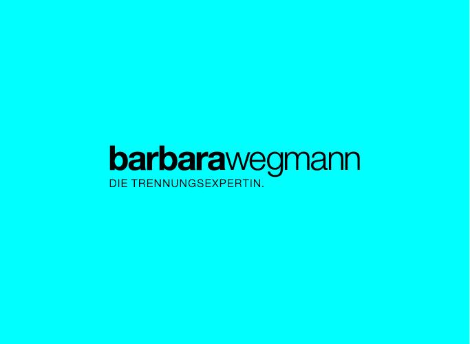 ondesign entwirft ein modernes Logo für die Trennungsexpertin Barbara Wegmann