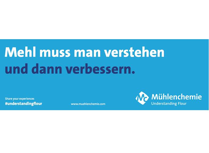 Abbinder für Mühlenchemie #understandingflour