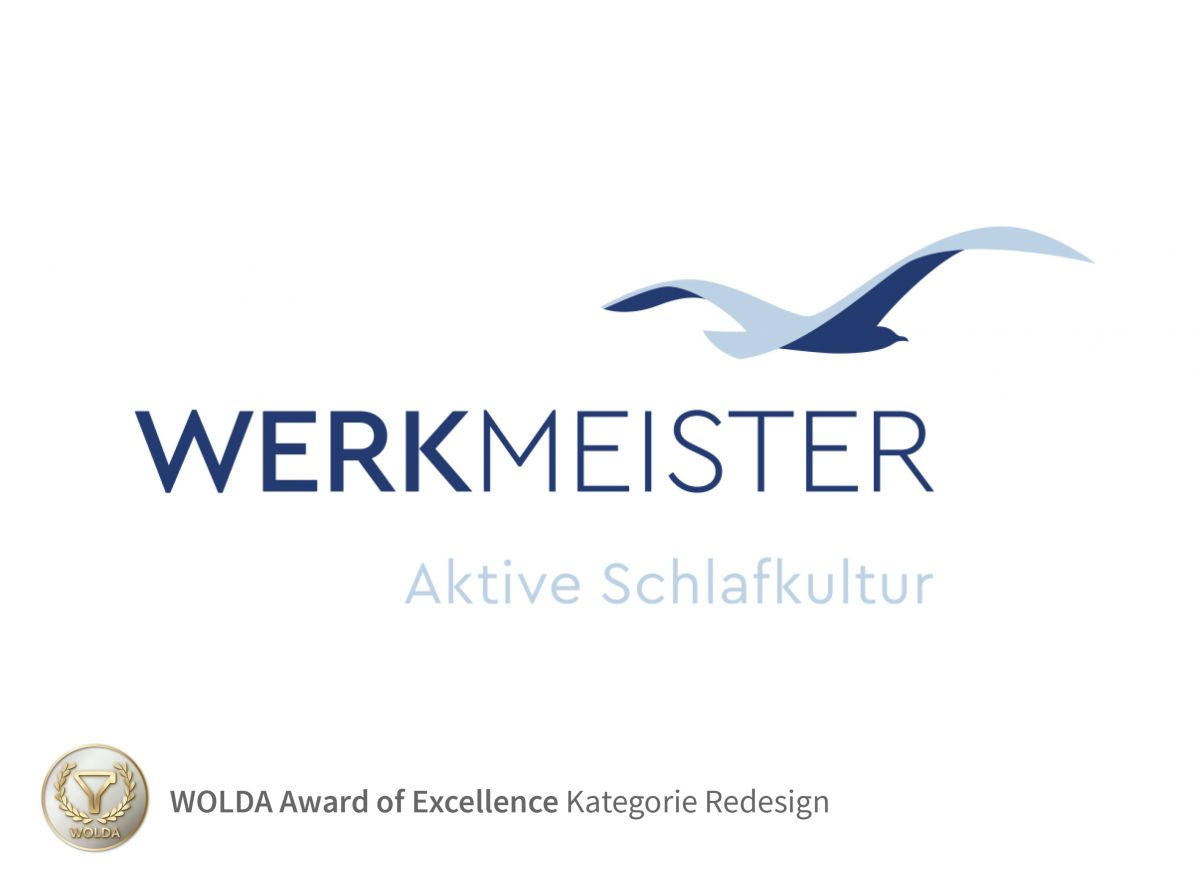 We received the WOLDA Award for the re-design of the